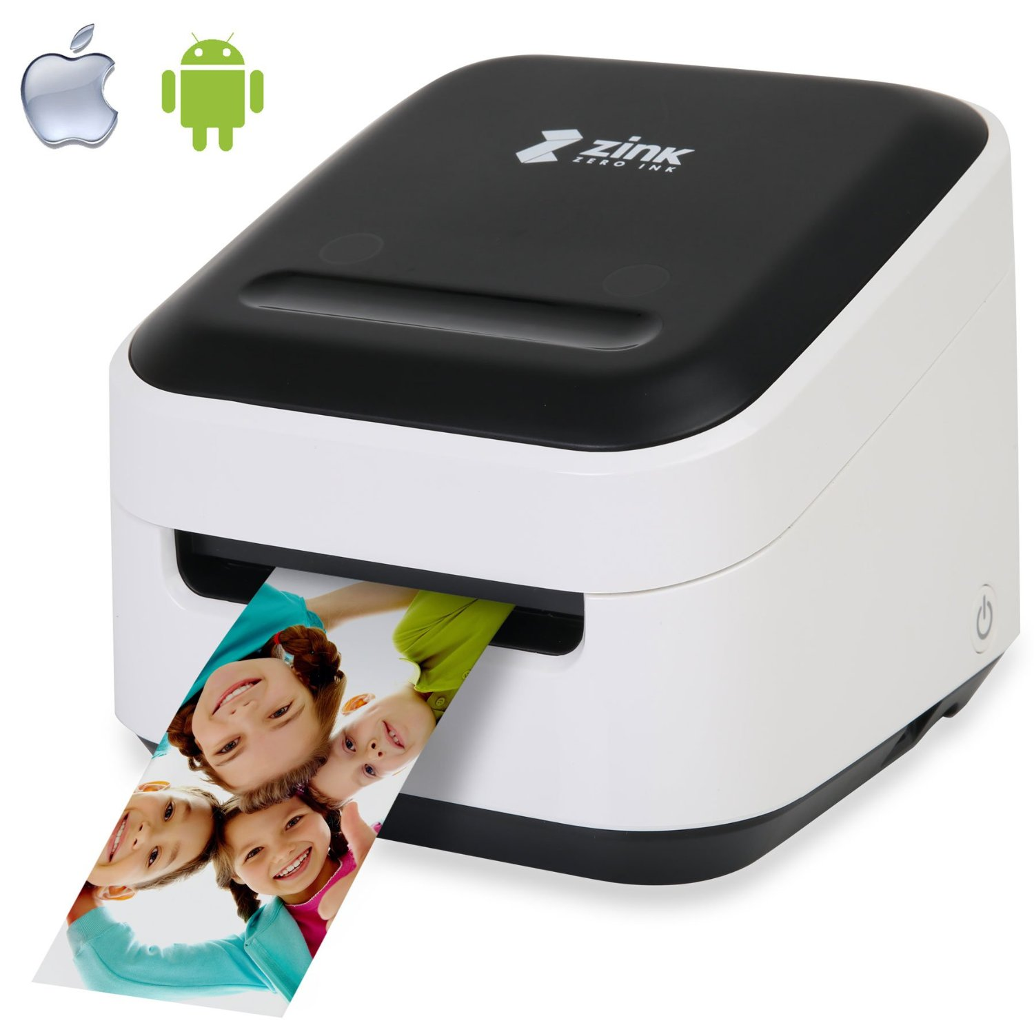 ZINK hAppy SMART APP ZERO INK PRINTER REVIEW