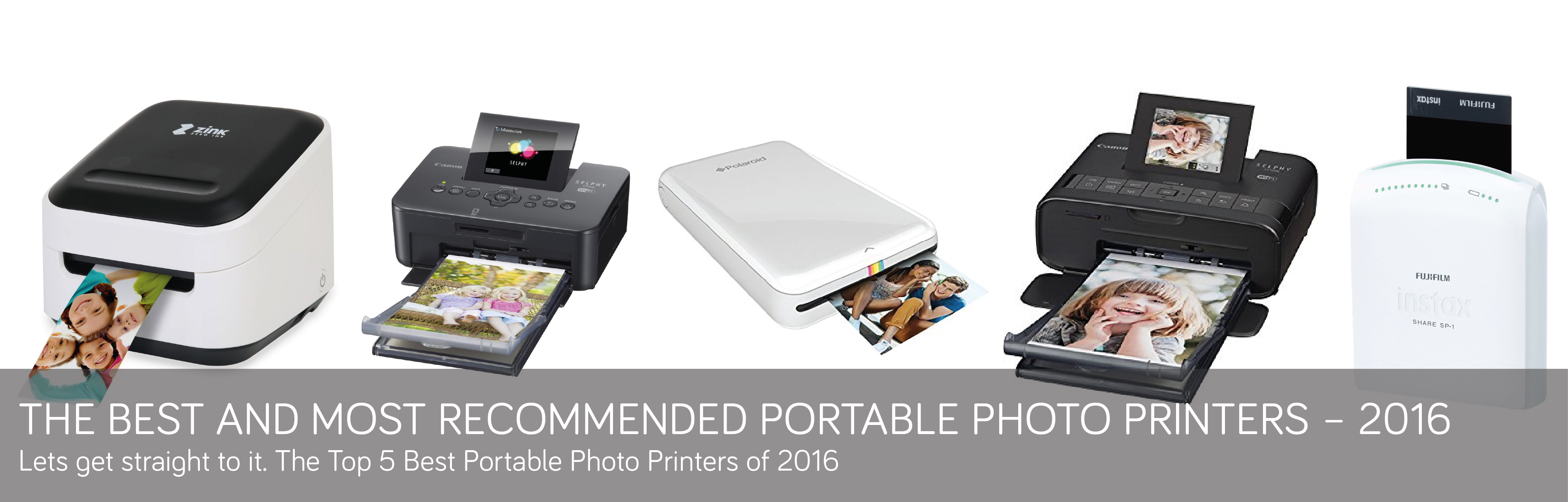 best portable printer 2016