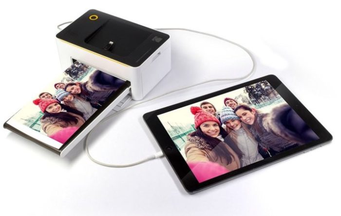 Kodak Dock And Wifi Photo Printer Image