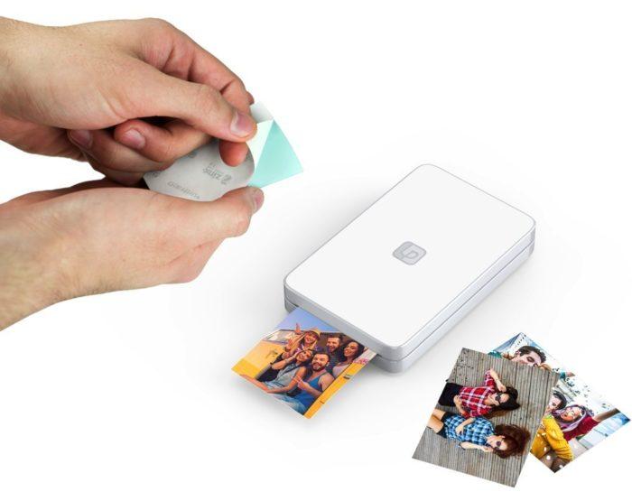 LifePrint 2x3 Portable Photo and Video Printer