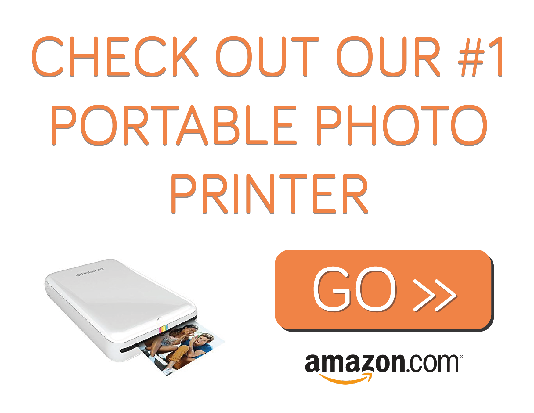 Polaroid Zip Photo Printer