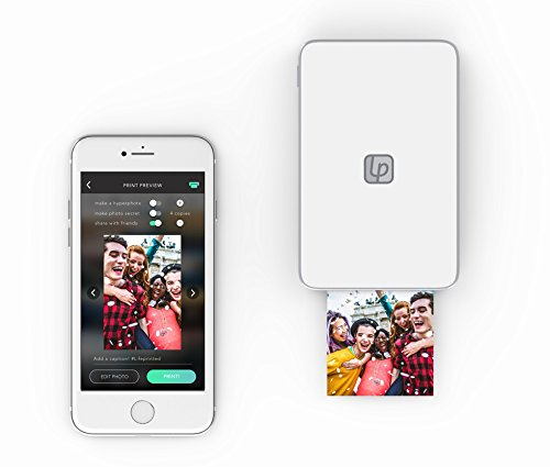 LifePrint 2x3 Portable Photo and Video Printer 2